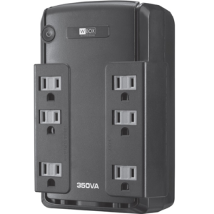 Back UP Power Strip 350VA 255W