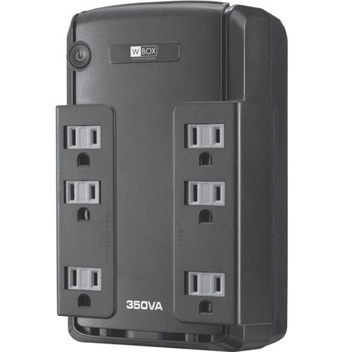 Back UP Power Strip 350VA 255W