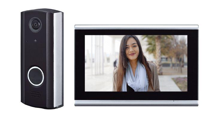 Wireless Video Intercom Kit