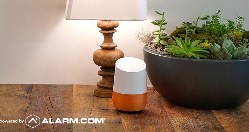 How to integrate Google Home and Siri with your Alarm.com System