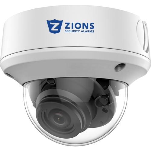 2MP Ultra-Low Light Dome Camera