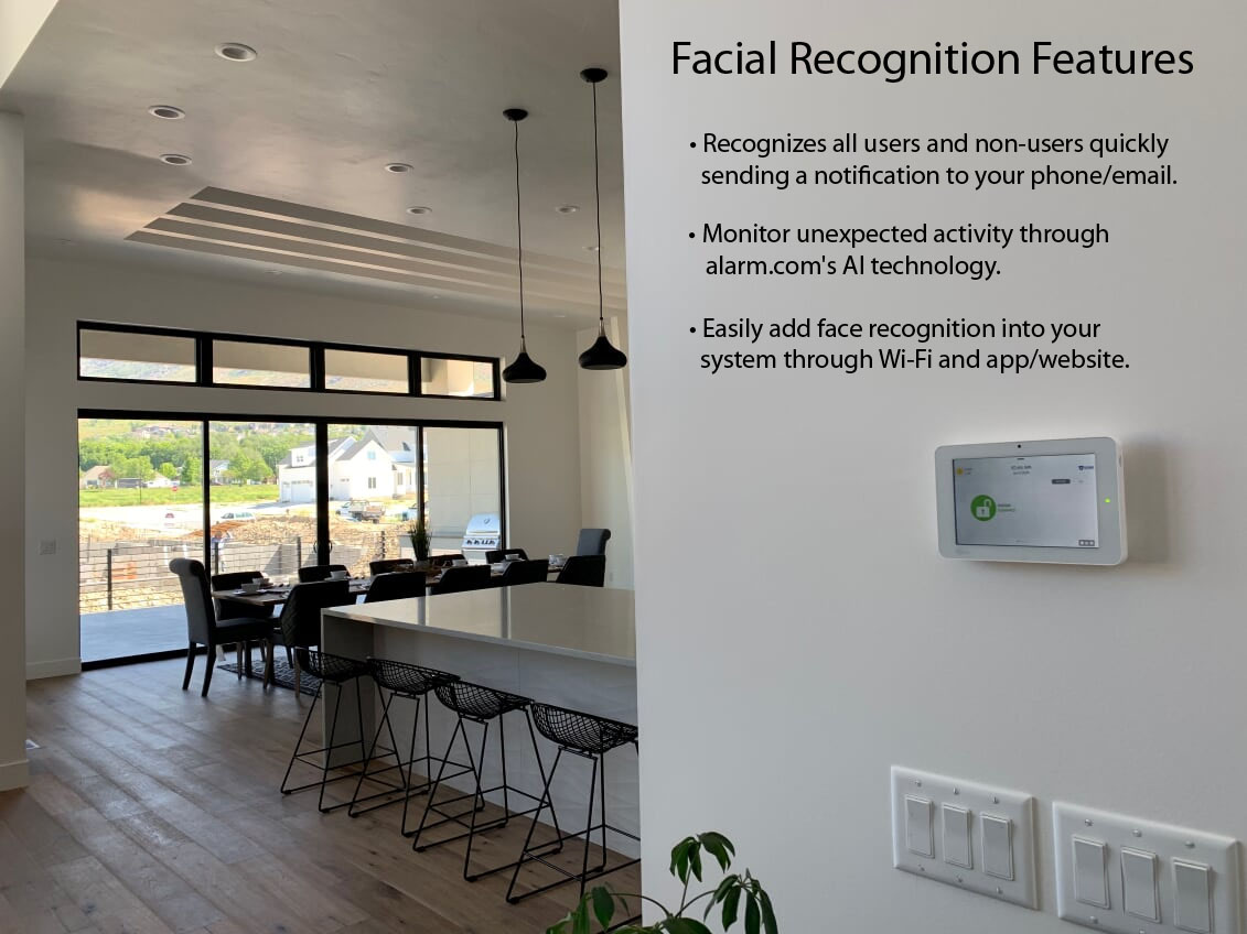 Security System with Facial Recognition