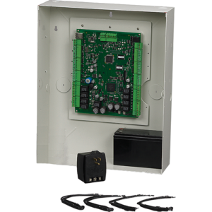 Web Based 4 Door Access Controller