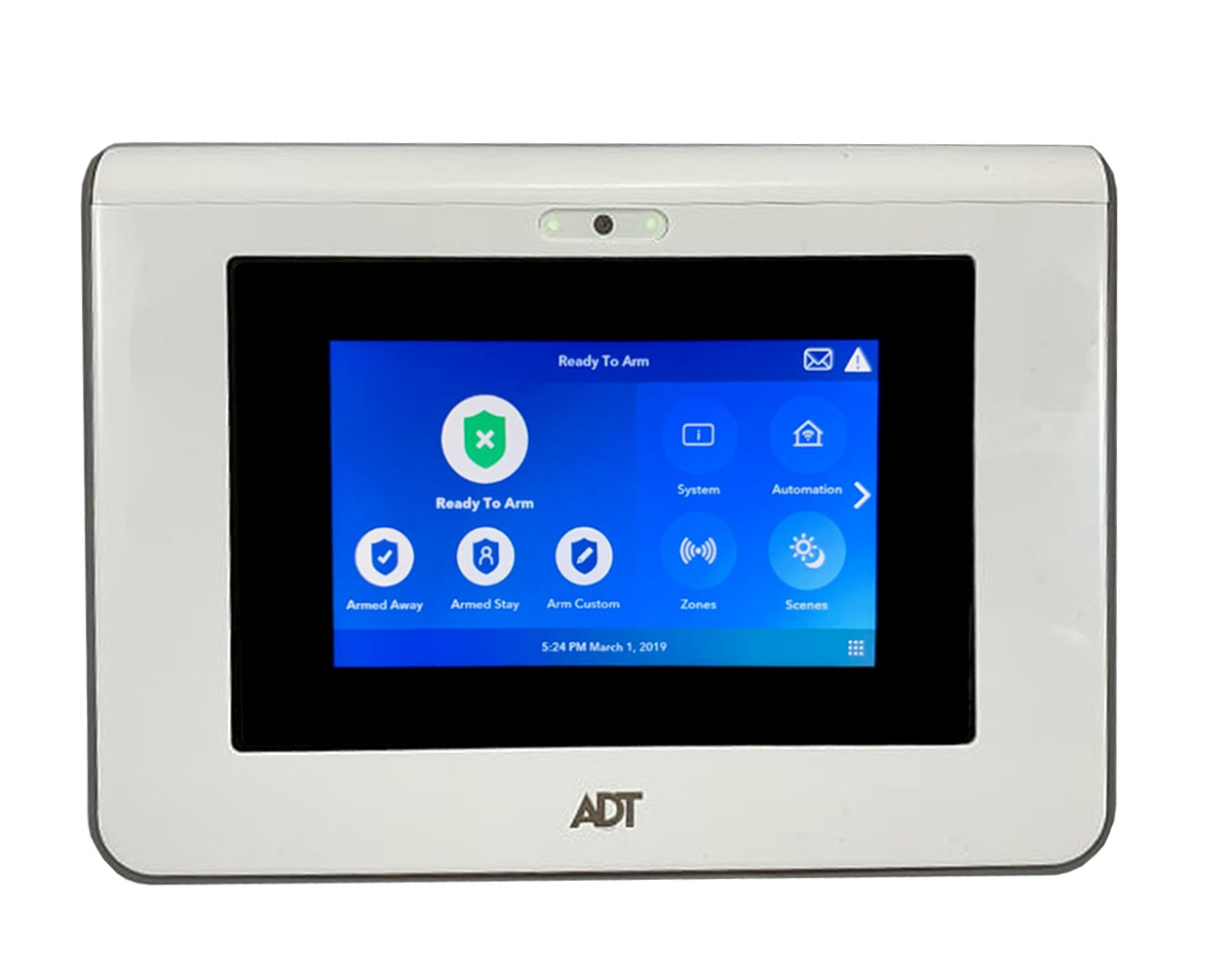 ADT Command 5 Touchscreen