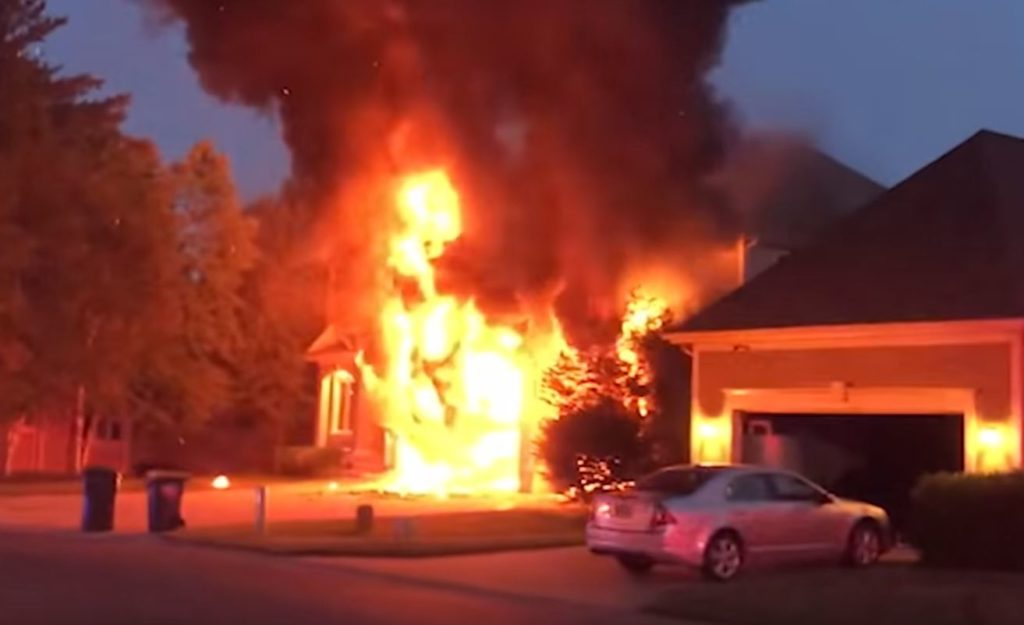 How An ADT Smoke Detector Saved This Family From a Fire