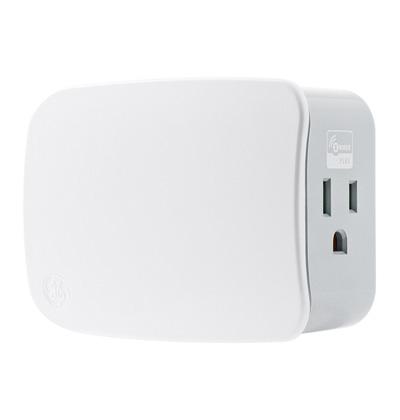ADT Z-Wave Smart Dual Plugin Switch