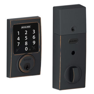 Schlage Z-Wave Plus Touchscreen Deadbolt