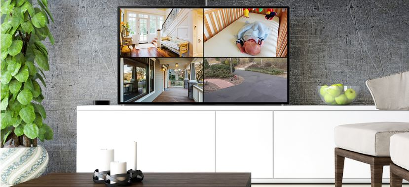 Monitor ADT Control Cameras and Automation from Apple TV and Apple Watch
