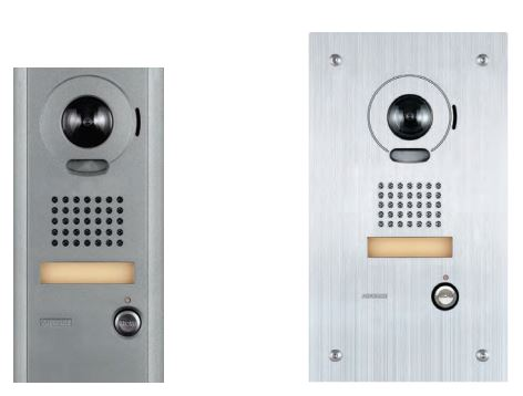 PTZ Intercom Video Door Station