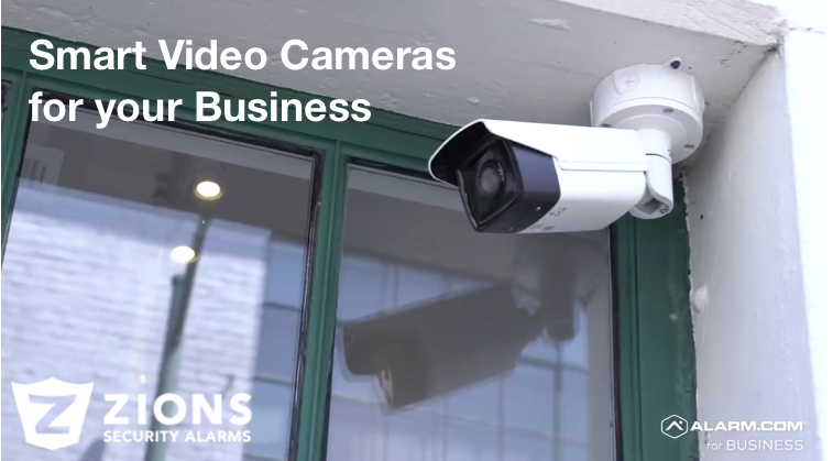 Smart Video Cameras for your business