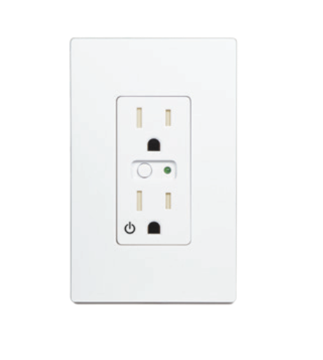 Z-Wave Single Wall Outlet
