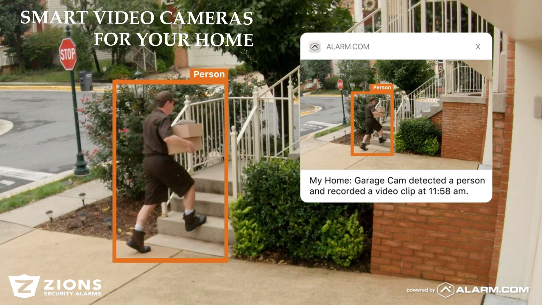 smart video cameras