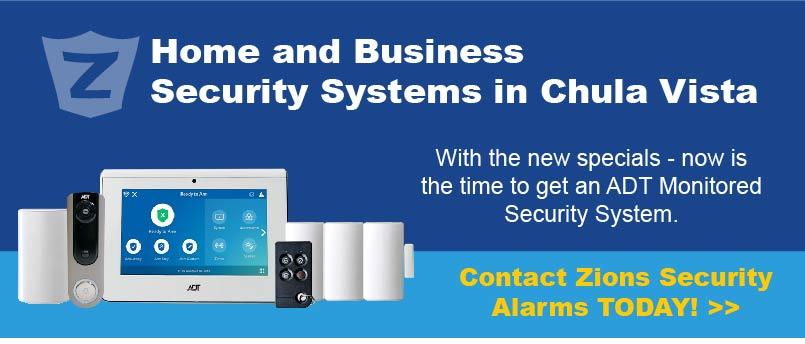 Adt Chula Vista Ca Home Security System 760 466 7246