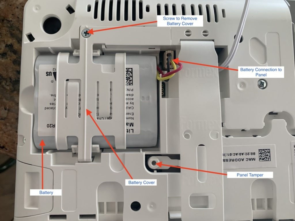 ADT Command Back Labeled