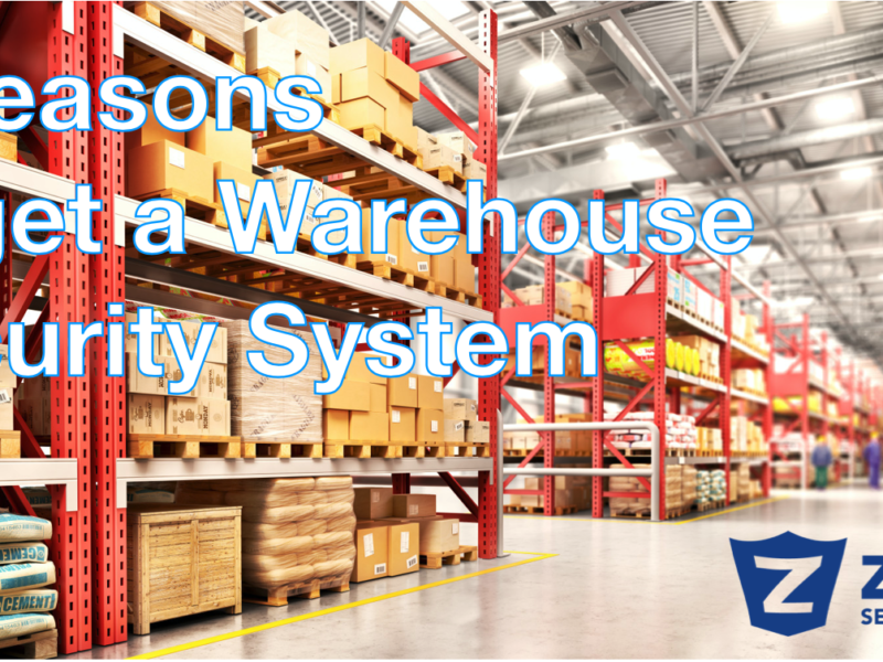 warehouse security system