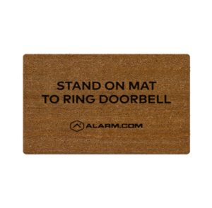 Alarm.com Doorbell Mat