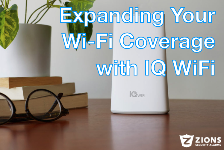 Expanding Your Wifi Coverage with IQ WIFI